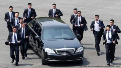 Daimler прокомментировал продажу санкционных лимузинов Ким Чен Ыну