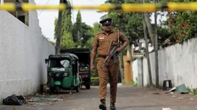 На Шри-Ланке задержали мужчину с 6,5 кг взрывчатки