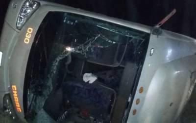 В Мексике перевернулся автобус: много погибших