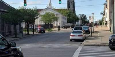 В Балтиморе неизвестный открыл стрельбу у церкви, есть погибшие