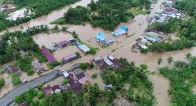 В Индонезии 29 человек стали жертвами наводнений