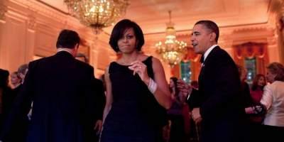 Обама с женой снимут сериал про Трампа