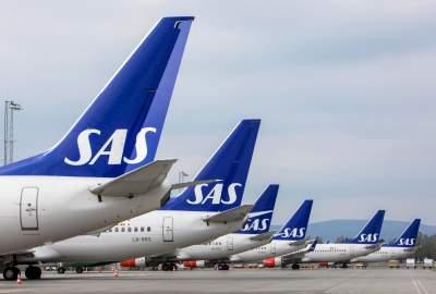 В Скандинавии отменили более 700 авиарейсов