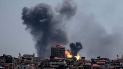 Исламисты уже выпустили 150 ракет по Израилю