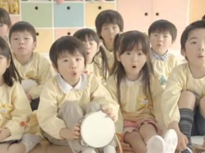 В Японии число детей сократилось до исторического минимума