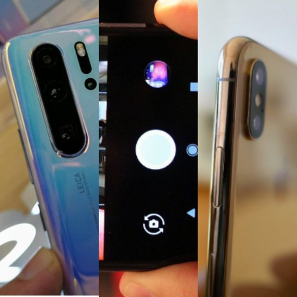 Фотоаппарат не нужен: ТОП-5 смартфонов с «фантастическими» камерами