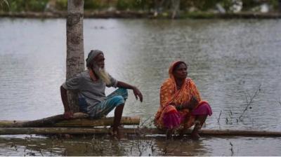 В Бангладеш циклон разрушил более тысячи домов