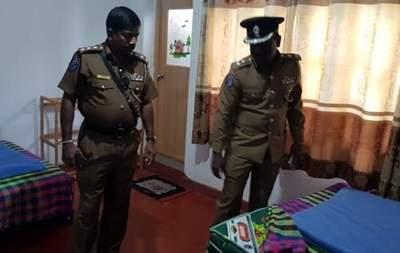 Полицейские Шри-Ланки нашли тренировочную базу террористов