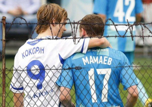 За решетку вместо футбольного поля? Кокорин и Мамаев получили реальные сроки заключения