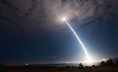 В США провели испытания уникальной ракеты
