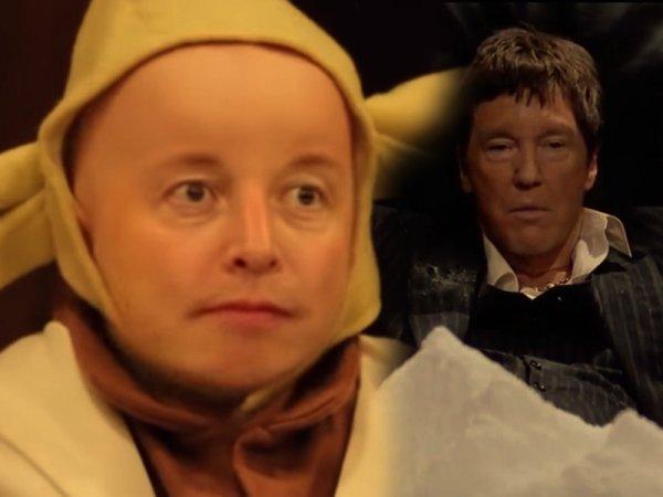 Сеть «взорвало» видео ребёнка с лицом Илона Маска