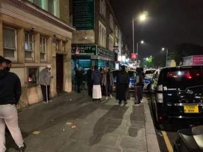 В Лондоне неизвестный открыл стрельбу в мечети