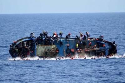 В Средиземном море утонули более 60 беженцев