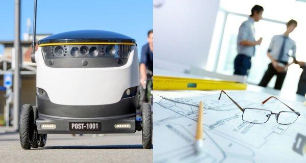 Ford сделал «подарок» ленивым сотрудникам: Вездесущий робот выполняет бытовые задачи