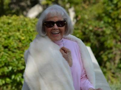 Умерла известная голливудская актриса