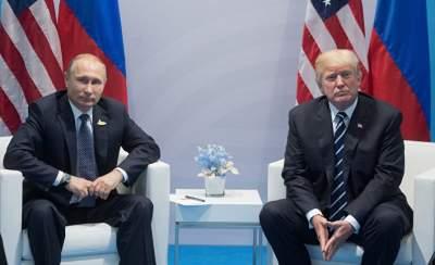 США попросили о переговорах Путина и Трампа