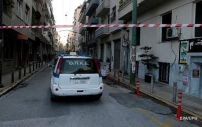 В пригороде Афин взорвали машину журналистки