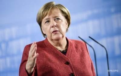 Северный поток-2 не удастся остановить, - Меркель
