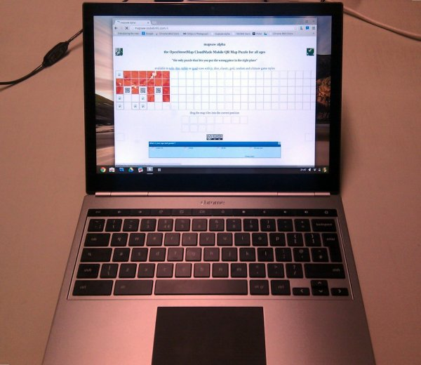 Ноутбуки c Chrome OS получат поддержку Android-приложений