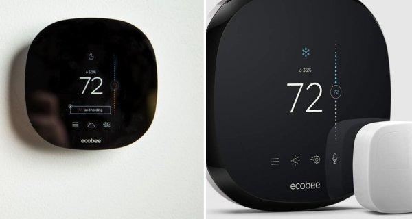 Почти не расходует заряд: Ecobee представила новый умный динамик