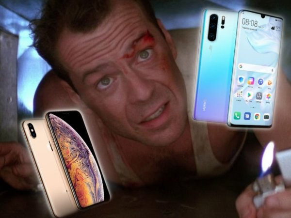 «Крепкие орешки»: Смартфоны Huawei оказались надёжнее флагманов от Samsung