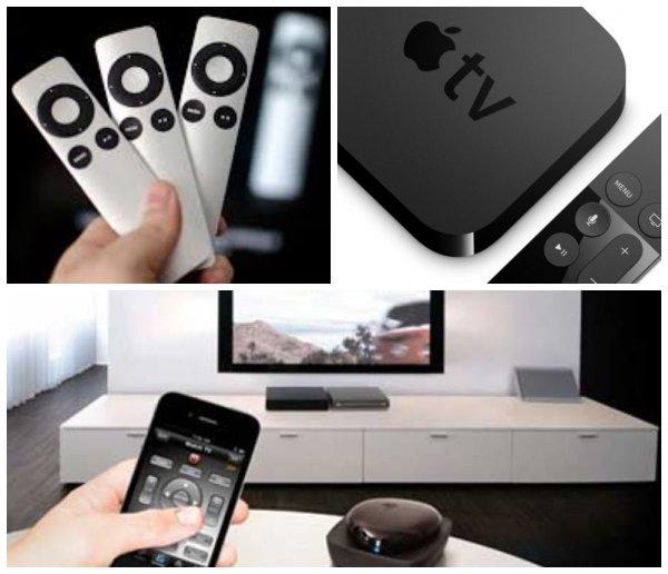 Кнопки в прошлом: Apple запатентовала пульт ДУ с сенсорной панелью