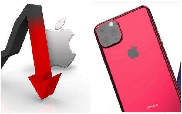 Apple ждёт фиаско: Новый «уродливый» iPhone с 3 камерами приведёт компанию к краху