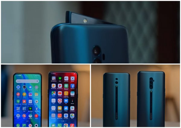 OPPO Reno 10x zoom: Эксперты назвали самый трендовый смартфон, с которым можно идти в разведку