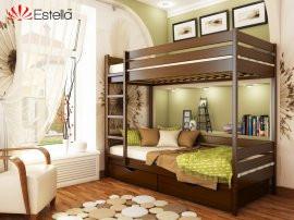 Детские двухъярусные кровати недорого