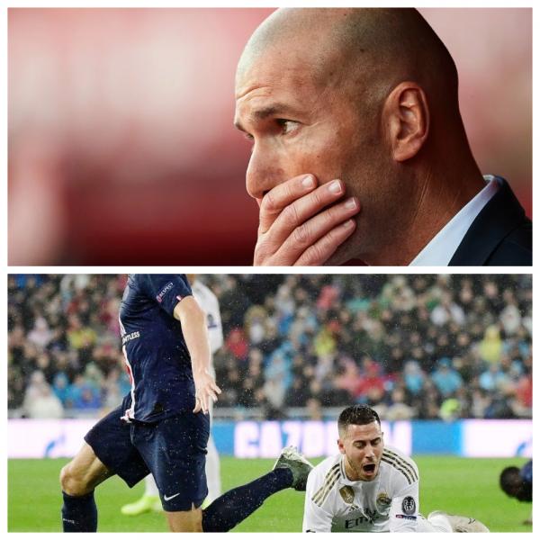 Провал близко: Зидан повторит печальную судьбу предыдущих тренеров «Реала»