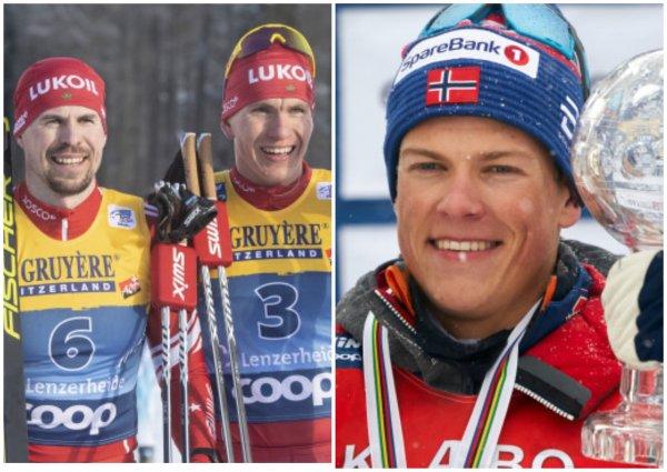 Клэбо не помеха: Российские лыжники в лидерах перед последним этапом «Тур де Ски»