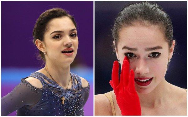 Не ноет, как Алина: Авербух истязает Медведеву похлеще Загитовой