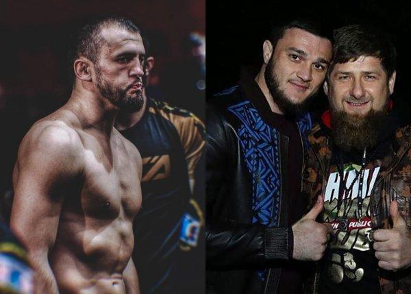 Кадыров избавился от чемпиона АСА ради карьеры своего любимчика