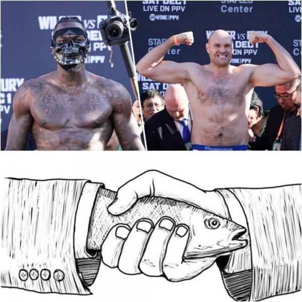 Хамство Фьюри сделало его «опущенным» в боксёрской среде