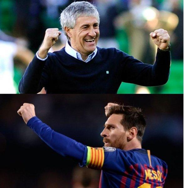 Барселона затмит Месси: Сетьен отберёт золотые мячи у «Блохи»