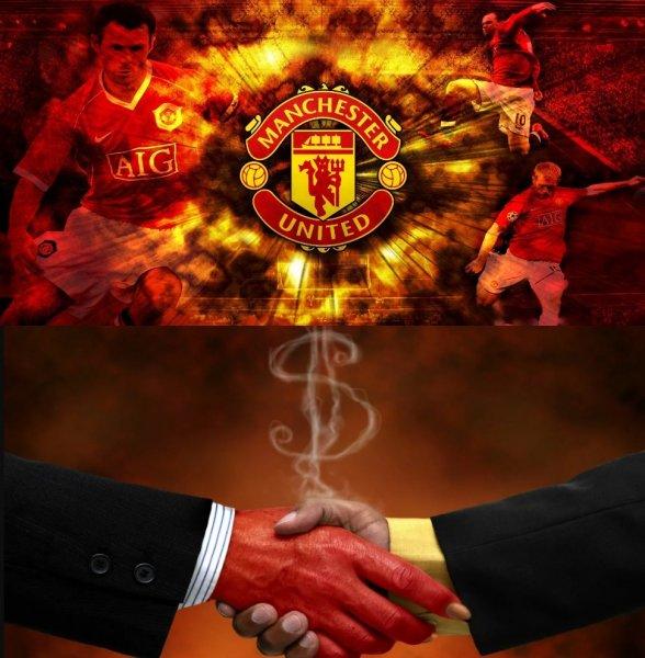 Дьявольские афёры: «Манчестер Юнайтед» сгорает от стыда и коррупционных скандалов