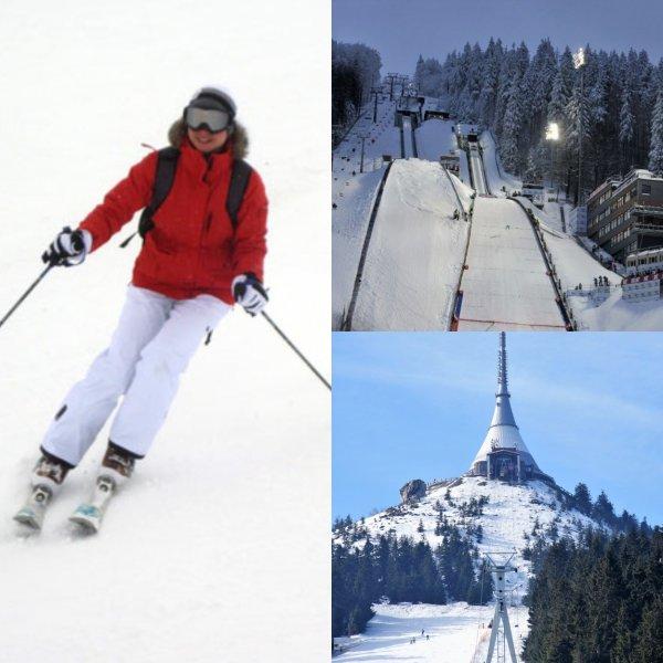Любители зимнего отдыха могут навострить лыжи в Чехию