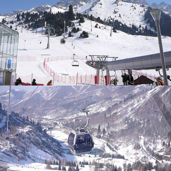 «Альпы» в Казахстане или почему «Чимбулак» должен стать хитом горнолыжного сезона