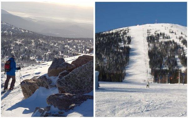 На лыжи всей семьей: В России растет спрос на копеечный курорт-двойник Альп