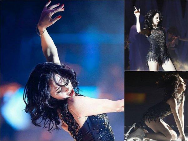 «Мыльная Императрица»: Экстравагантные танцы Туктамышевой впечатлили Head & Shoulders