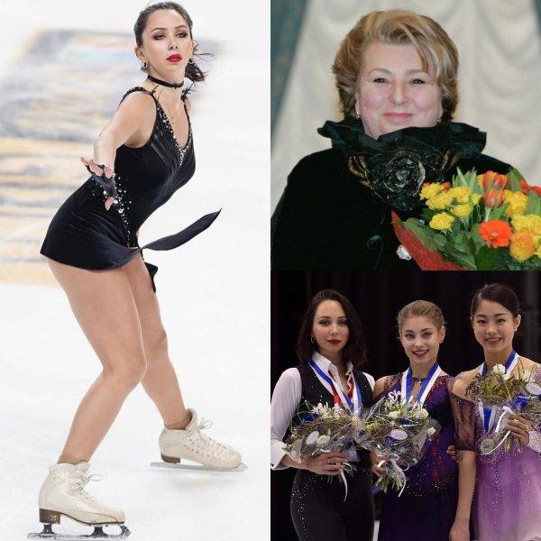 Прыжковая Императрица: Раскрыт секрет спортивного долголетия Туктамышевой
