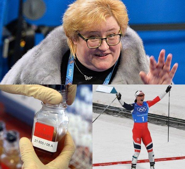 Российский тренер намекнула о возможном допинг-разоблачении западных спортсменов