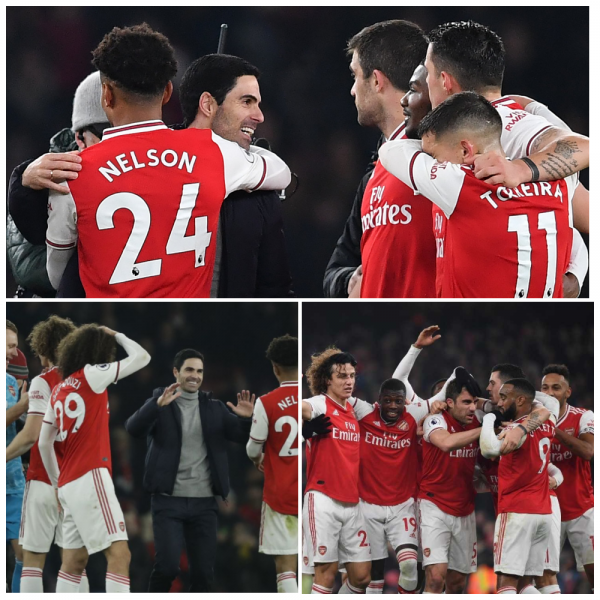 Начало возрождения: Артета оттолкнул от дна страдальческий «Арсенал»
