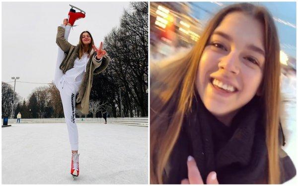 С фигуркой не сложилось: Александра Солдатова больно опозорилась на коньках