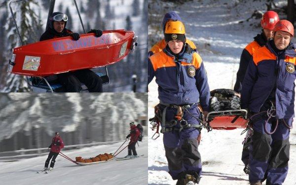 Лыжнику на заметку! К чему приводит отсутствие медиков в спасательных службах ГЛК