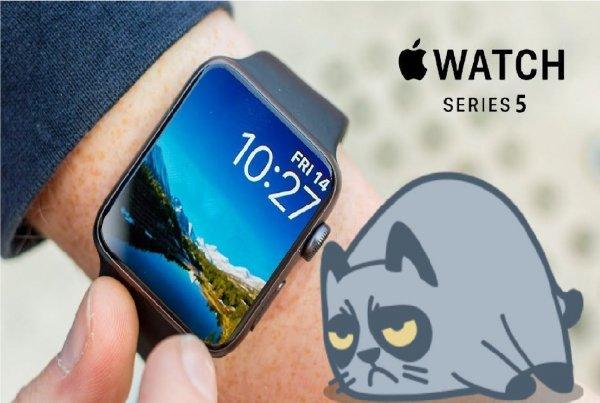 Mi Band, «давай, до свидания»: Apple Watch 5 научат отслеживать сон