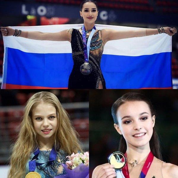 Шанс для Загитовой: Трусова и Щербакова почти разучились прыгать квады