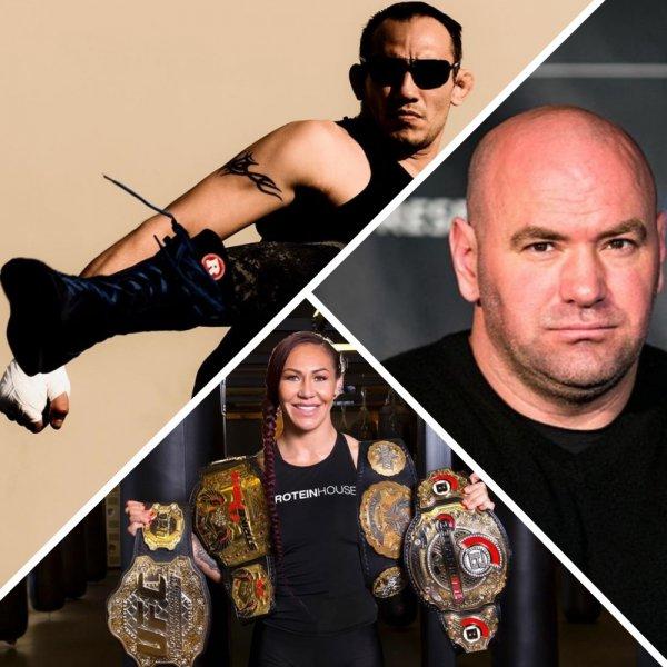 Прощай, Дана Уайт! Фергюсон возглавит побег бойцов UFC в Bellator