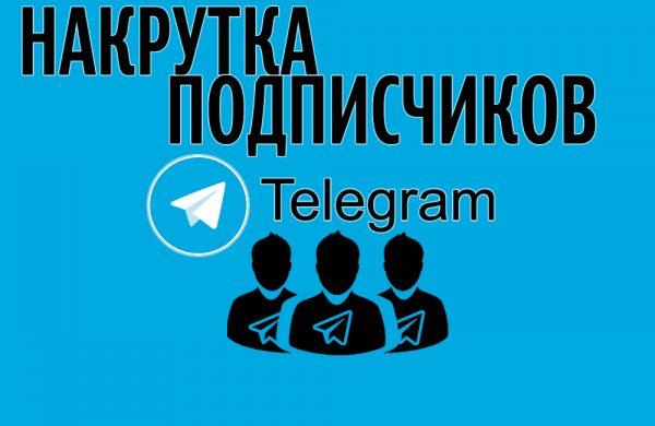 Быстрая накрутка подписчиков в Телеграм