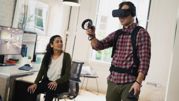 HP представила VR-шлем Reverb G2